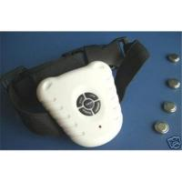 Buy Anti Ultrasonic Stop Dog Bark Shock Training Collar at wholesale prices