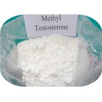 CAS 65-04-3 17 Alpha Methyltestosterone White Powder For Male Hormone