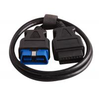 Buy cheap 16 Pin Obd2 Connector Cable BMW Diagnostic Tool Copper Black / White Color product