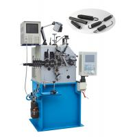 Buy cheap Universal Coil Spring Machine , Extension Spring Machine Automatic Oiling product