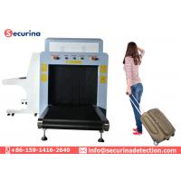 China 4 Kinds Color Image X Ray Baggage Scanner For Hotel / Church / Shopping Mall on sale