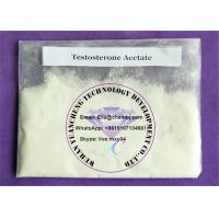Buy cheap Testosterone Acetate Raw Steroid Powder product