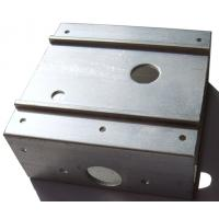 Quality Window Automation System Aluminum Stamping Parts Tube / Industrial Metal Stamping for sale