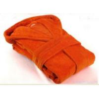 Quality Bamboo Terry Bathrobe for sale