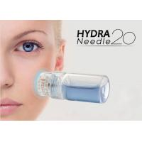 Quality Aqua Gold 0.6mm Microchannel MESOTHERAPY Tappy Nyaam Nyaam Fine Touch for Hyaluronic Acid Essence for sale