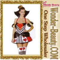 Quality Poker Queen Sexy Costume for sale