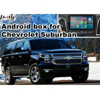 Buy Android 6.0 Car Navigation Box Video Interface Box WIFI BT For GMC Yukon Etc at wholesale prices