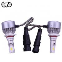 Quality CREE 9005 LED Headlight Conversion Kit Super Bright Laser C6 Glare 5500LM for sale