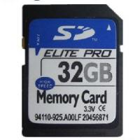 Buy cheap SDHC Card SD Cards SD Memory Card Class10 32GB Storage Card for Video Players (CG-SD32GB-09) product