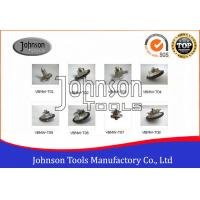 Quality Vacuum Brazed Bullnose Hand Profile Wheel , Diamond Profile Wheels Higher Efficiency for sale