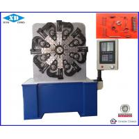 Quality Versatile Computer Controlled Torsion Spring Machine , Wire 1.80 - 4.00mm Dia for sale