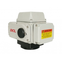 China DCL Smart DC 30W Motorized Rotary Valve Actuator on sale