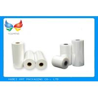 Buy cheap Strong Flexible PVC Shrink Film , Pvc Transparent Film Excellent Printability product