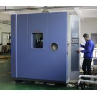 Buy cheap High Low Temperature Altitude Test Chamber for test lithium ion batteries product