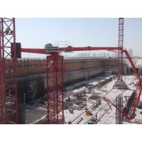 Quality Smooth Starting Tower Concrete Placing Boom For Special Structure Construction for sale