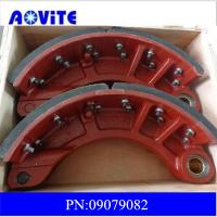 Quality Terex brake shoes 09079082 &09079084 for sale