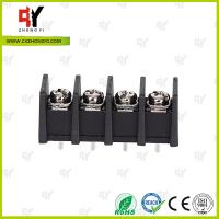 Buy cheap 10.0mm Connector Terminal Block 2P - 24P with Wire Range 18 - 10AWG from wholesalers