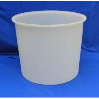 Quality Huge Rotomolding Plastic Container Water Tank Round Type for wine producing for sale