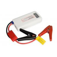 China 12V Rechargeable Jump Starter , Emergency 12000mah Power Jump Starter 200 - 400A on sale