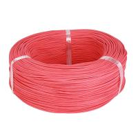 Quality Copper Core Silicone Rubber Insulated Wire UL3122 For Whole Sealed Cooking Appliances for sale