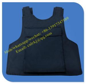 China level iiia/ iii/iv ballistic kevlar body armor vest on sale