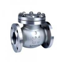 China Flanged Swing Cast Steel Check Valve -46 To 425 Celsius Degree Working Temp on sale