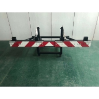 Quality Truck Tail Telescopic Customized Reflective Strips Anti Collision for sale