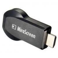 Buy cheap Mirascreen Mini Miracast Hdmi Adapter , HDTV Wireless Screen Mirroring Black product