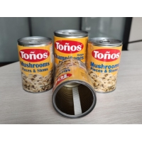 Quality 184g 284g 425g Canned Whole Button Mushrooms for sale