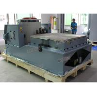 Buy cheap MIL-STD / DIN 50KN Vibration Test System With Electromagnetic Vibration Table product