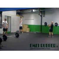 Quality fitness rubber flooring/gym flooring for sale