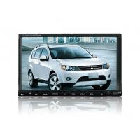 China 7 inch 2 Din Touch Screen Car DVD Player with AM, FM, BLUETOOTH, Analog TV, IPOD on sale
