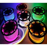 Buy cheap Ultra Thin 5*12mm Silicone LED Neon Light -12 Volt Dot-Free Light‎ LED Silicone from wholesalers
