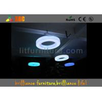China Remote control LED Lighting Decorations LED Glowing circle , Colorful circle on sale
