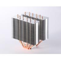 Quality High efficient Computer CPU Heatsink Copper Pipe Heat Sink with Skiving Fin for sale