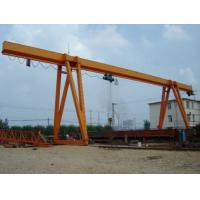 Quality 10t Steel Inventory Yard L-Shape Hydraulic Gantry Crane for sale