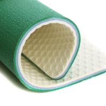 Quality Eco Friendly Diamond PVC Vinyl Flooring Roll For Sport Court Flooring for sale