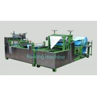 Buy cheap High Speed Filter Bag Making Machine Non Woven Bag Making Machine product