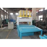 Quality Energy Saving Corrugated Fin Forming Machine , Practical Fin Making Machine for sale
