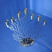 Quality Stainless Candle Holder, Candle Stand, Available in Different Designs for sale
