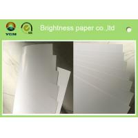 Quality Double Side Glossy Printing Paper For Pictures / Posters High Intensity for sale