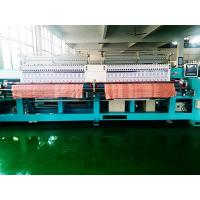 Quality high speed computerized quilting embroidery machine for bed sheet, bedspread, mattress, home textile, apparel, curtain.. for sale