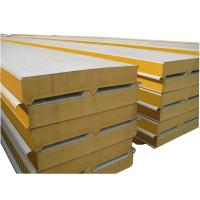 Quality 30mm PU Sandwich Panel for sale