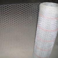 Buy cheap Stucco Slef- Furred 1 Inch Hexagonal Wire Netting Galvanized Before Weaving from wholesalers