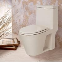 Quality modern printing sanitary water saving siphon jet design ceramic ware wc closet for sale