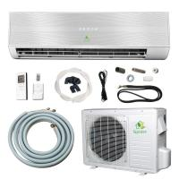 Quality Fast Cooling Split Air Conditioner / Inverter Air Conditioner Led Display Panel for sale