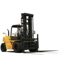 container fork lift
