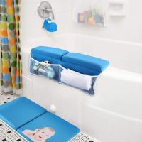 China Quick Dry Baby Bath Kneeler And Elbow Rest Knee With Anti Slip Rubber Backing on sale