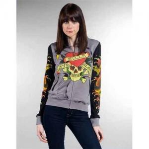 "Buy cheap Women's ""LKS - True 'Til Death"" Multiprint Track Jacket from wholesalers"