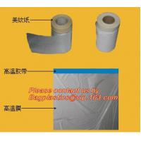 Quality plastic drop cloth, PE drop cloth, plastic masking film, Taped clear HDPE plastic masking film drop film, House Painting for sale